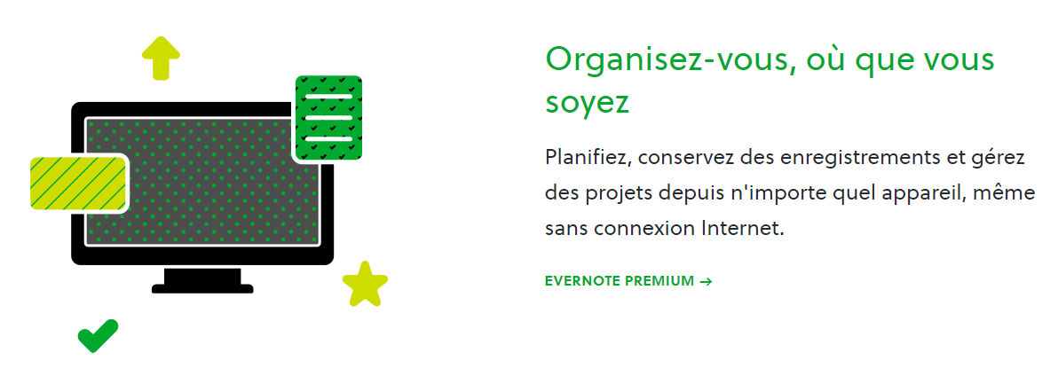 evernote outil